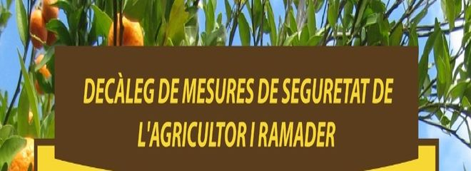 agricultura decaleg